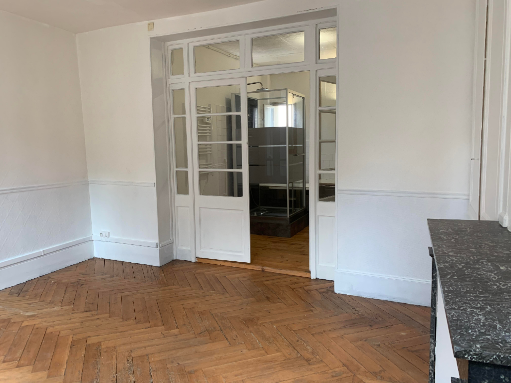 Appartement T2 3/5